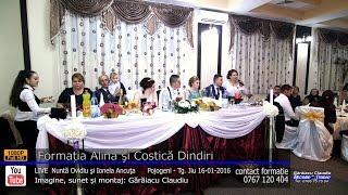 Formatia Alina si Costica Dindiri | DESCHIDERE PROGRAM LIVE | Nunta Ovidiu si Ionela Ancuta