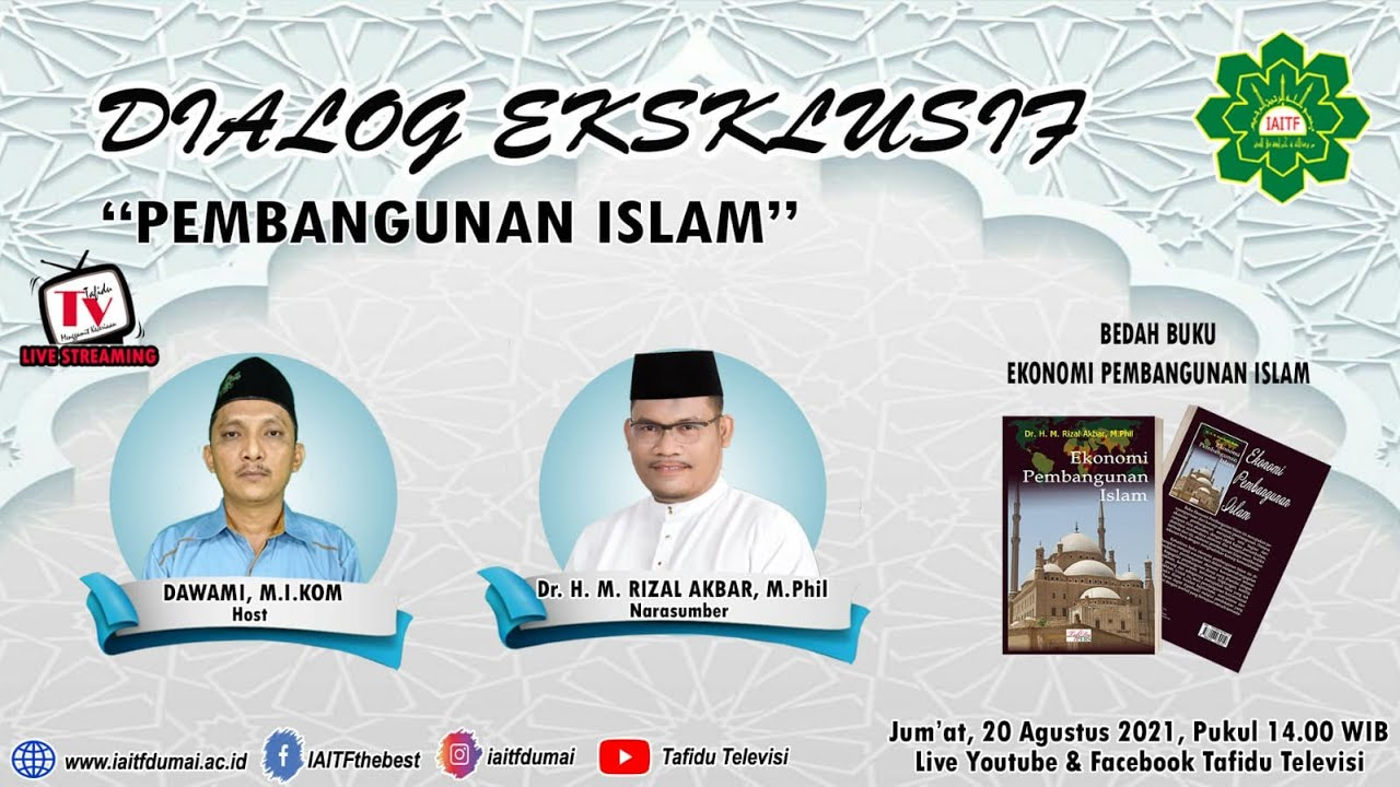 PEMBANGUNAN ISLAM
