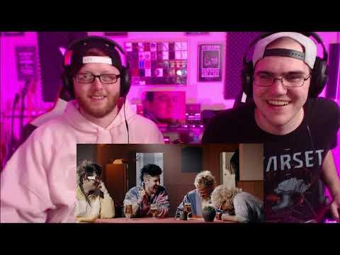Sheltered Home-Schooler Reacts | 257ers vs. Eskimo Callboy - Hypa Hypa