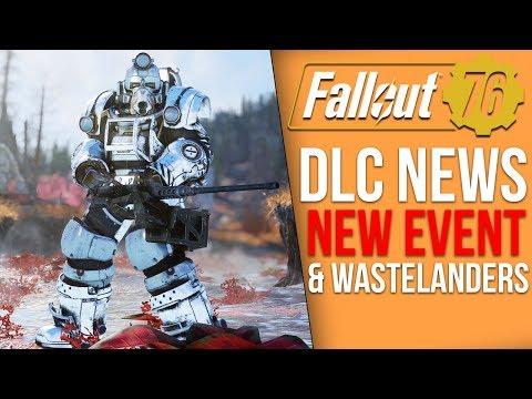 Fallout 76 News - New Seasonal Event, Wastelanders DLC News, 2020 DLC, Mod Support?