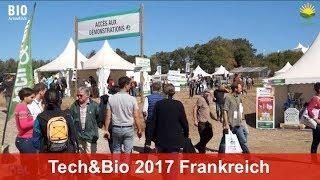 Tech&Bio 2017 in Frankreich – Demo-Aktivitäten in Europa (EU-Projekt PLAID)
