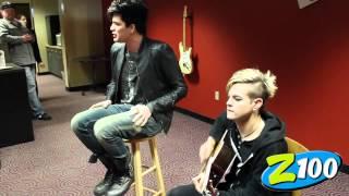 Adam Lambert - Cuckoo Live Acoustic w/ lyrics