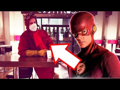 New Flash Season 6 Suit and Accelerated Man's Return! - The Flash Season 6 Q & A!