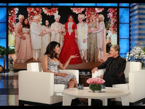 Priyanka Chopra Jonas Opens Up About Intimate Three-Day Wedding to Nick Jonas (видео)