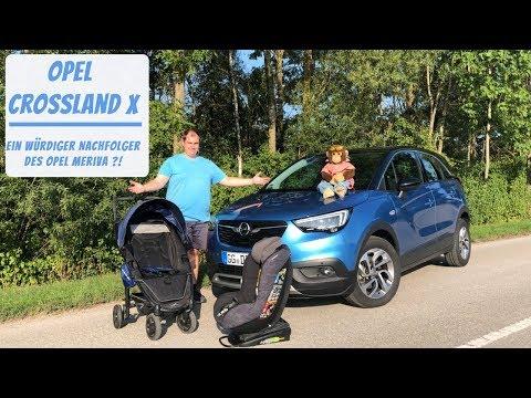 Opel Crossland X Edition 1.5D - Der beste PSA-Drilling | Test, Review, Kaufberatung
