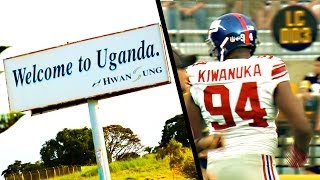 A Trip to Uganda with the NFL's Mathias Kiwanuka thumbnail