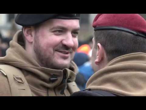 Pārgājiens pa Oskara Kalpaka bataljona pēdām. Latvijas stāsti