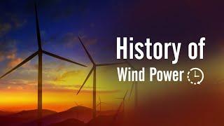 #Wind Energy | History of Wind Energy | Wind Energy Timeline | | The origin of Wind Energy