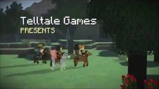 Minecraft Story Mode - Once Upon A December (Christmas Speical)