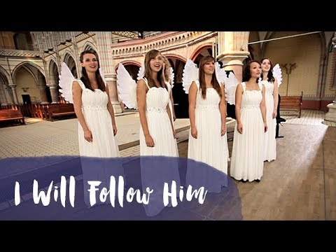 Kirchliche Trauung Lieder | I Will Follow Him | Sister Act (Cover) | Gospelsongs | Engelsgleich [6]