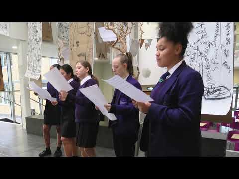 The Norwood School Yr 9 girls November 2019