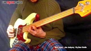 Joe Jackson - On Your Radio - BASS COVER
