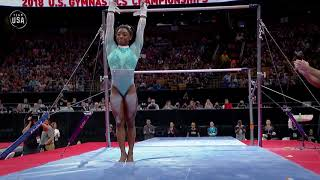 Team USA 2018 Playlist: Simone Biles Makes History Winning Another All-Around Title