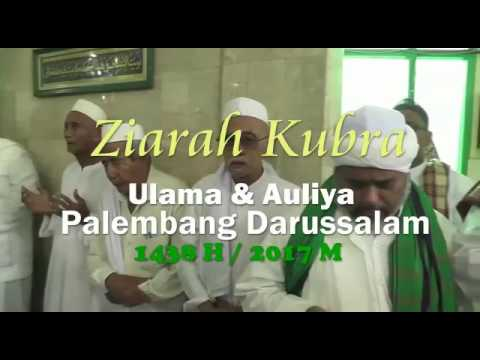 Video undangan ziarah kubra palembang darusalam