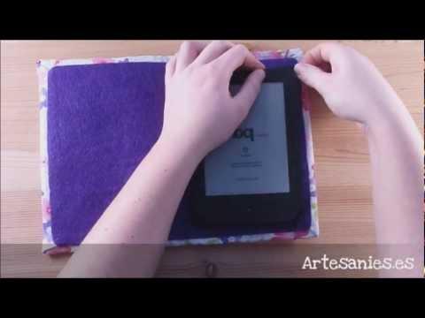 Funda para ebook o tablet