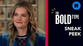The Bold Type | Season 4 episode 14 | Sneak Peek 3 : Sutton Looks Back On Her Scarlet Journey (VO)