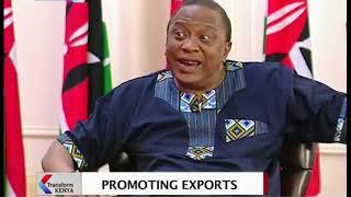 Uhuru Kenyatta discusses the Industry Performance in Kenya  | Transform Kenya (Part 2)