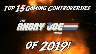Top 15 Gaming Controversies of 2019!