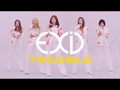 EXID - TROUBLE