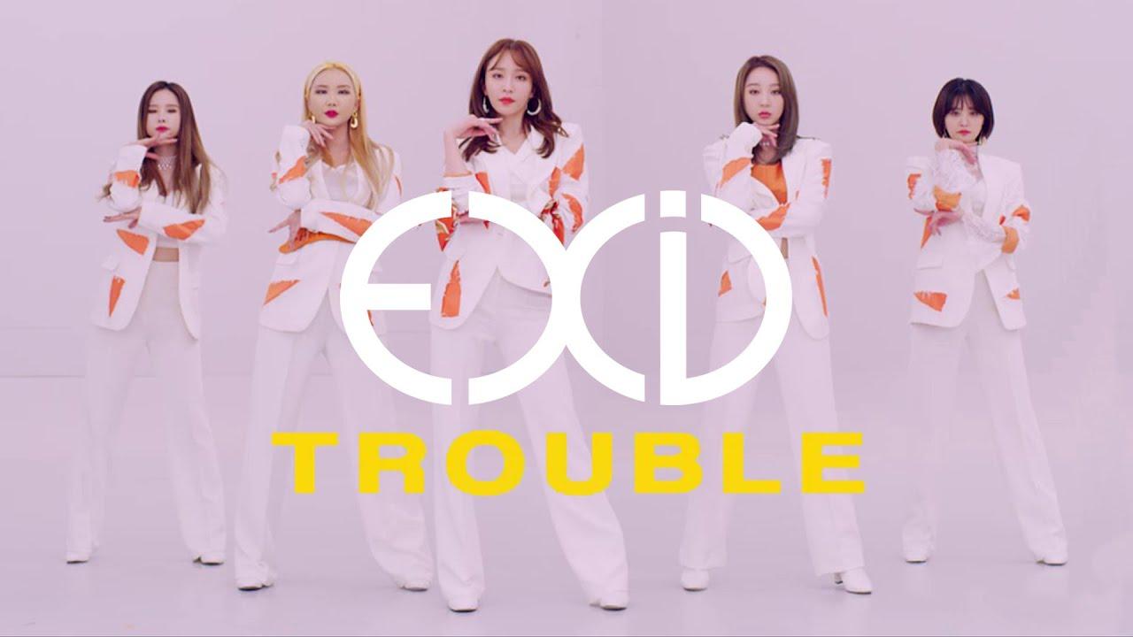 [Japan] MV : EXID - TROUBLE