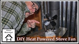 diy stove fan - Free Online Videos Best Movies TV shows