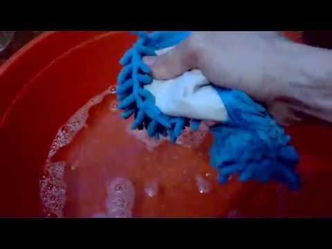 Как помыть натяжной потолок матовый без разводов в домашних условиях