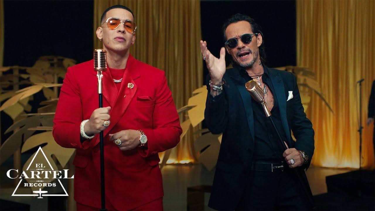 Daddy Yankee & Marc Anthony — De Vuelta Pa' La Vuelta