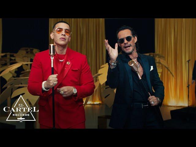 Daddy Yankee De Vuelta Pa' La Vuelta (Feat. Marc Anthony) - DADDY YANKEE