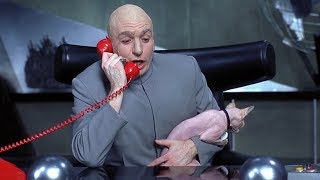 Austin Powers International Man Of Mystery: Dr. Evil.
