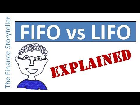 FIFO vs LIFO example