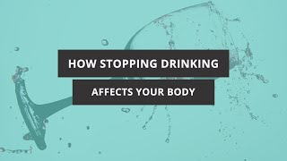What Happens to Your Body If You Stop Drinking?   Alcohol Withdrawal Symptoms