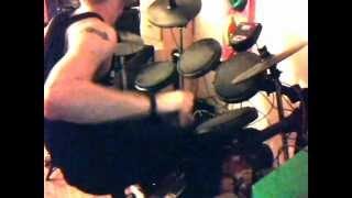 GoreDrummer   Aborted   A Cold Logistic Slaughter DrumCover