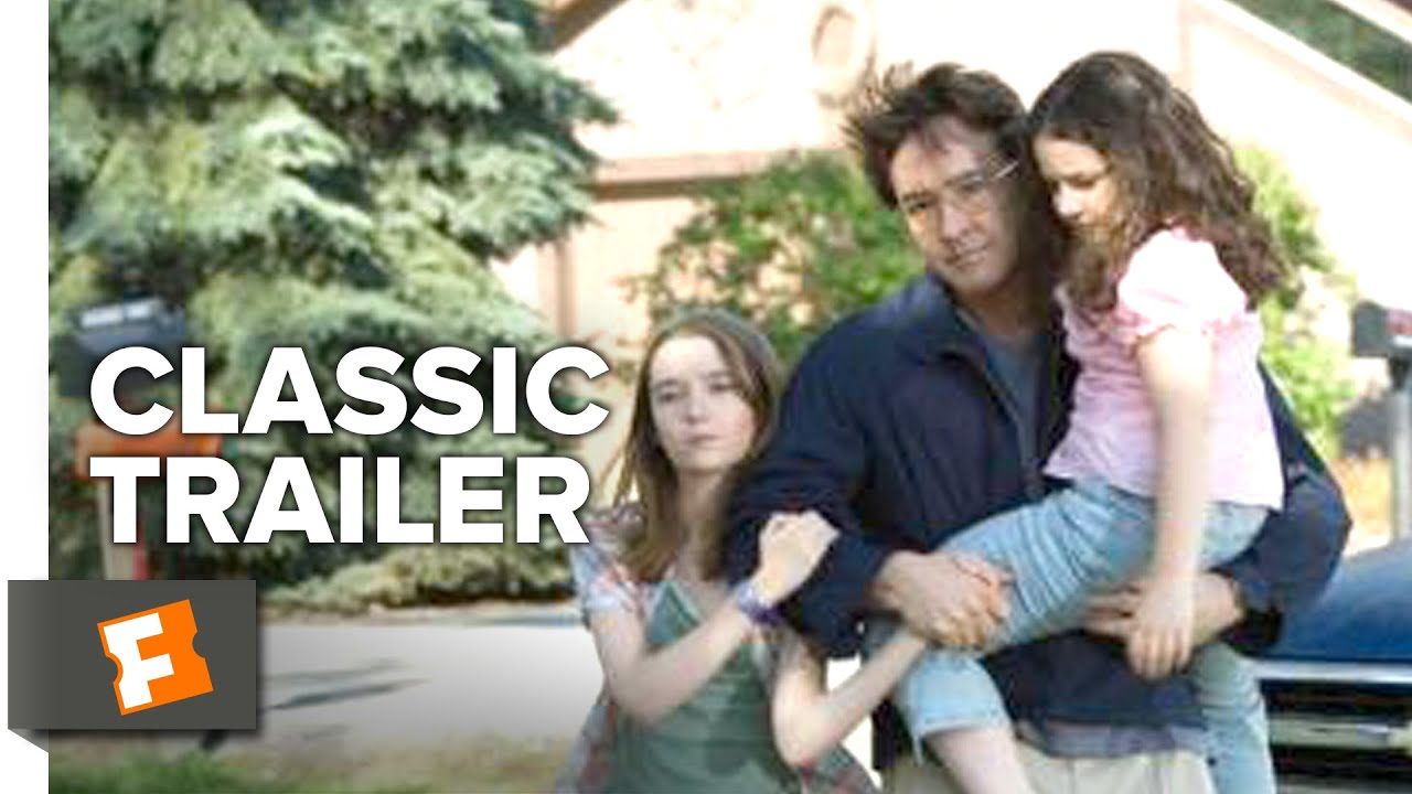 >Grace is Gone (2007) Official Trailer #1 - John Cusack Movie HD