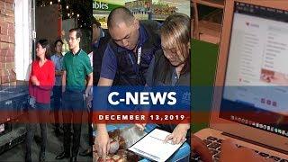 UNTV: C-News | December 13, 2019