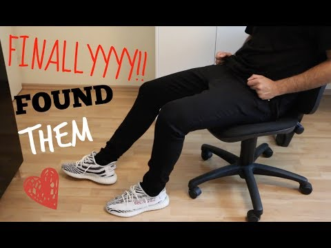 FOUND THE PERFECT BLACK JEANS TO WEAR WITH YEEZYS&JORDANS (Pacsun denim Review)