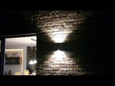 Trio Colorado LED Außenleuchte Anthrazitgrau Wandleuchte Wandlampe