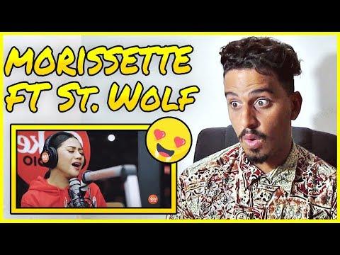 "Morissette, St. Wolf perform ""Iniwan sa Kawalan"" LIVE on Wish 107.5 Bus REACTION"