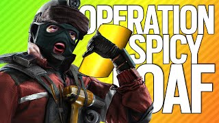 OPERATION S P I C Y L O A F | Rainbow Six Siege