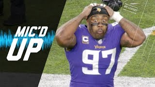 """Mic'd Up Saints vs. Vikings Divisional Round """"We Need a Minneapolis Miracle"""" 