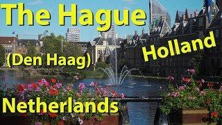 The Hague, Netherlands, City Tour