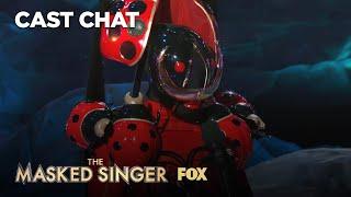 The Ladybug Is Unmasked: It's Kelly Osbourne! | Season 2 Ep. 7 | THE MASKED SINGER