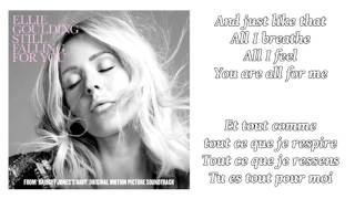Ellie Goulding - Still Falling For You ║ Lyrics & Traduction En Français