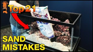 Top 21 Ways A Live Sand Bed Will Change Your Reef Tank From Meh...to WOW! Top mistakes we made.
