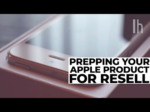How to Prep Your iPhone or iPad Before Selling     Quick Fix
