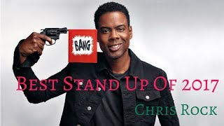 Chris Rock Best Stand Up Comedy 2017 Full Show