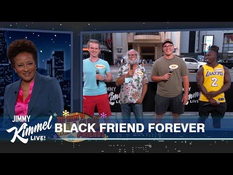 Wanda Sykes Helps White People Find Black Friends
