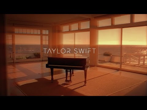 Taylor Swift's New Song World Premiere Teaser