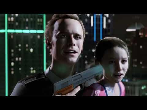 Видео № 0 из игры Detroit: Стать человеком [PS4]