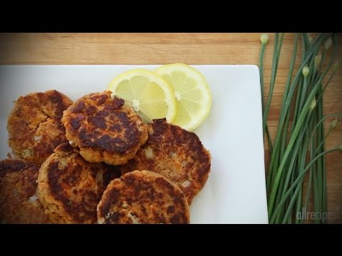 How to Make Salmon Patties | Salmon Recipes | Allrecipes.com