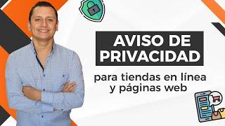 🏅 Cómo Crear Un Aviso De Privacidad Para Páginas Web